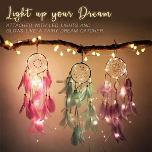 (50% OFF)Fairy Dream Catcher Light