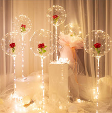 Load image into Gallery viewer, 【🔥Today 50%】LED Balloon Rose Bouquet