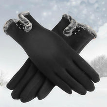 Load image into Gallery viewer, Chic and Fashionable Cashmere Winter Gloves-Boots N Bags Heaven