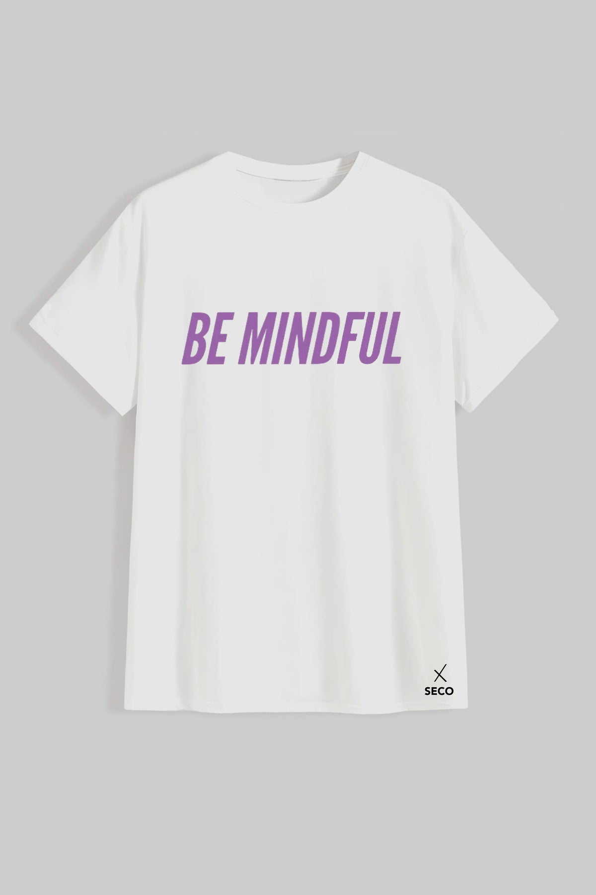 T-shirt BE MINDFUL - Unisex