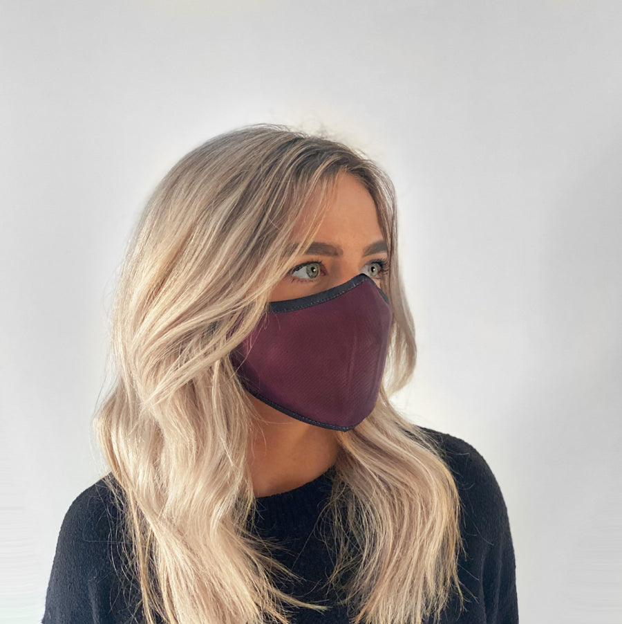 Sustainable Three Layer Mask