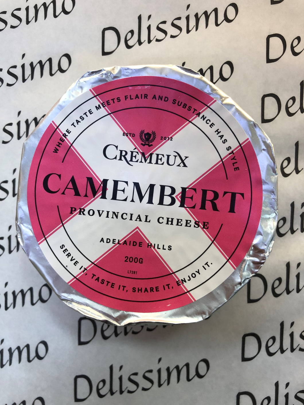 ADELAIDE HILLS CREMEUX CAMEMBERT