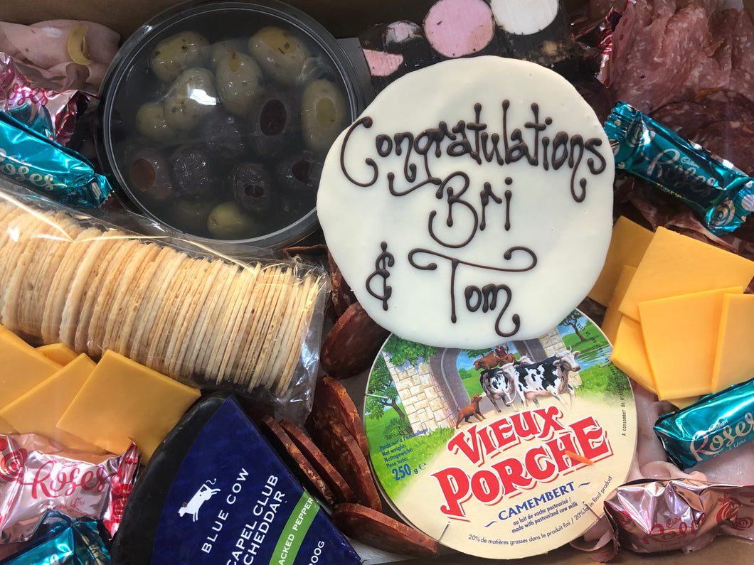 CONGRATULATIONS GRAZING BOX