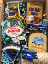 Load image into Gallery viewer, HE'S MY CHOCOLATE & CHEESE HAMPER