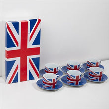 Load image into Gallery viewer, UNITED KINGDOM TEA SET 6pce