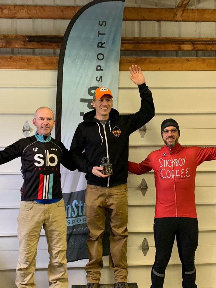 Stickboy Coffee Race Team Report – The Weekend of November 2nd and 3rd