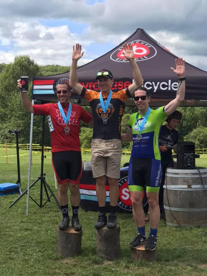 Stickboy Coffee Race Team Report - The Weekend of August 24th