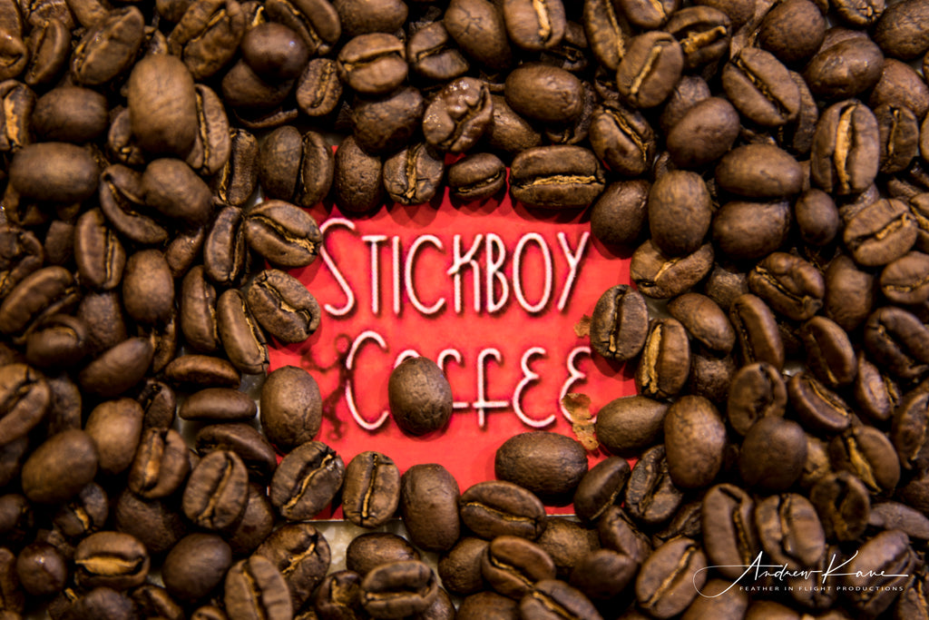 Stickboy Coffee Is The Perfect Gift
