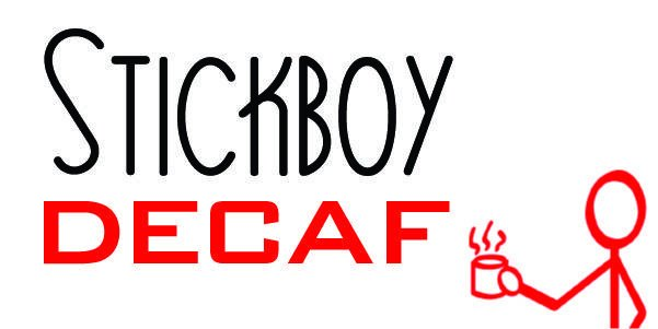 Stock Up on Stickboy Decaf
