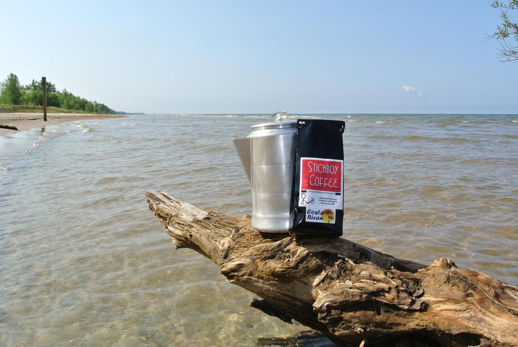 Stickboy Coffee Is As Adventurous As You Are!