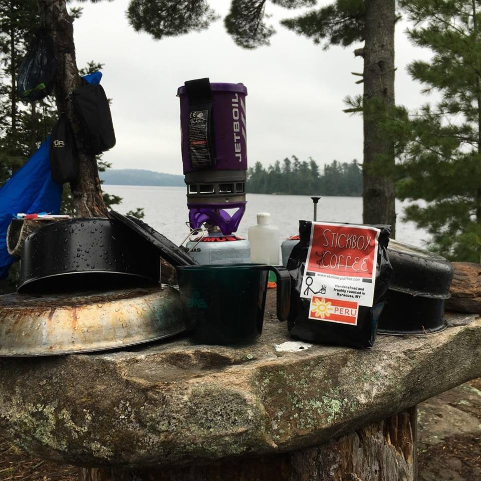 Live Your Vacation with Stickboy Coffee
