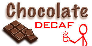 Decaf Chocolate Coffee
