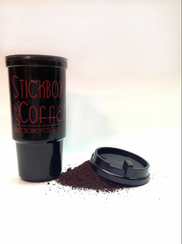 Stickboy Coffee 16 oz. Travel Mugs
