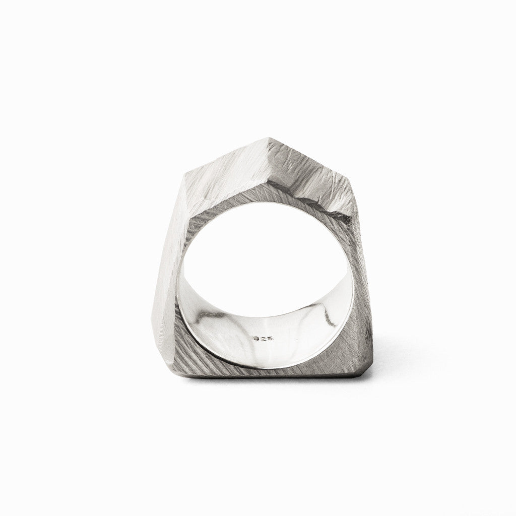 SEAL ring silver