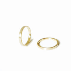 18 kt Yellow Gold rings