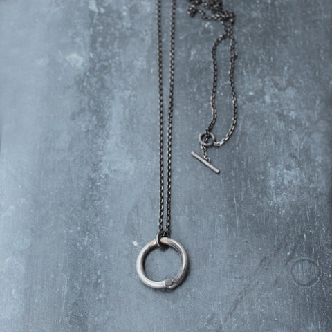 B1 necklace - Raw