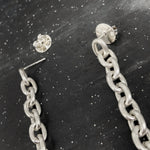 CHAIN earrings - regular