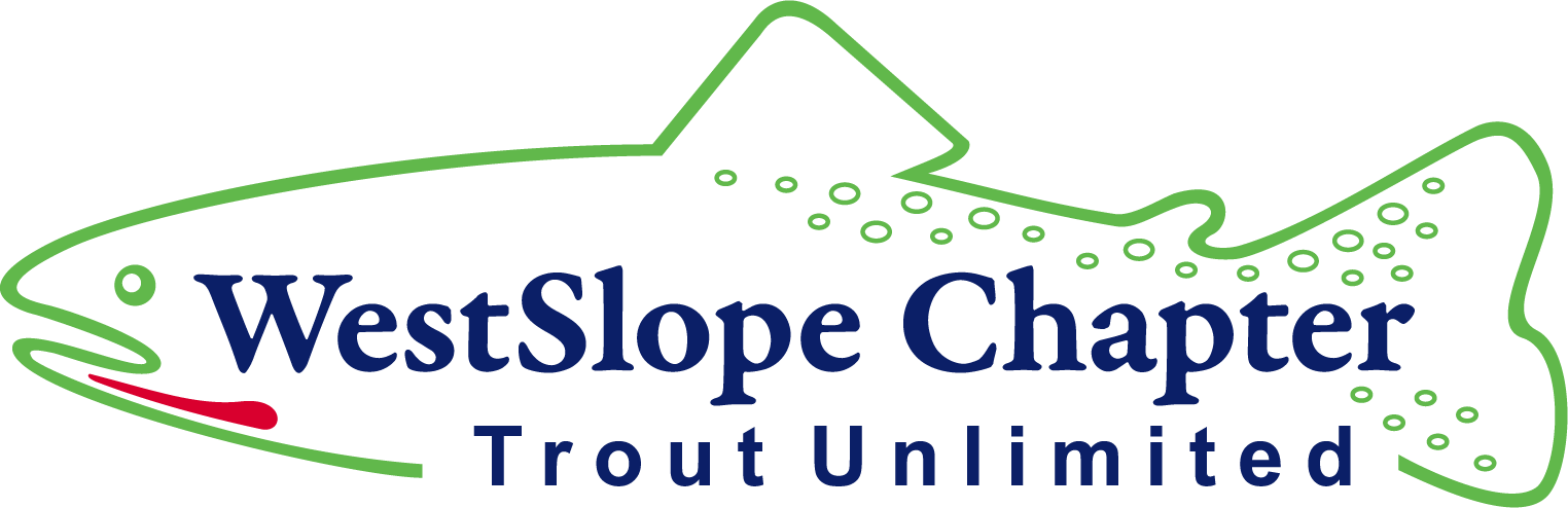 westslope chapter trout unlimited logo