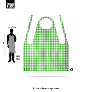 Recyclable Apron (x2)