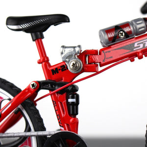 MINIATURA MOUNTAIN BIKE ESCALA 1/10