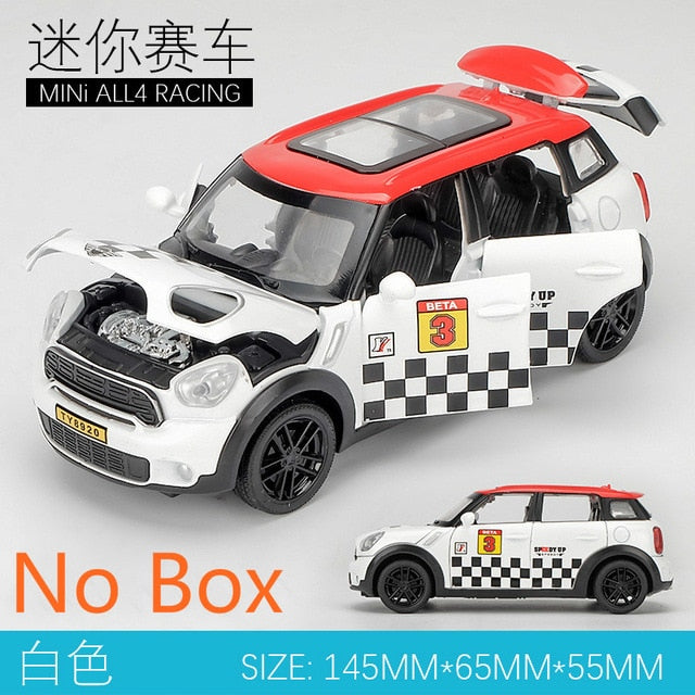 MINIATURA MINI COUNTRYMAN - ESCALA 1/32