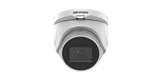 HIKVISION DS-2CE76H0T-ITMFS Hikvision 5MP fixed lens turret camera with audio