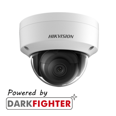 HIKVISION DS-2CD2145FWD-IS 4MM 4MP fixed lens Darkfighter audio/alarm