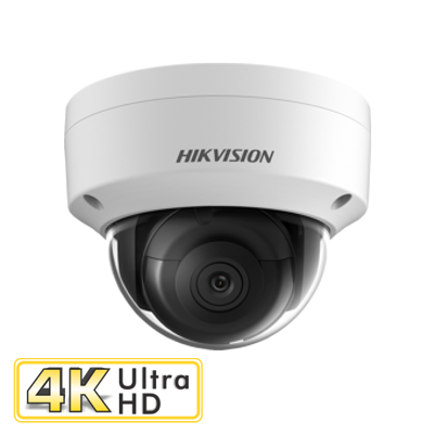 HIKVISION DS-2CD2185FWD-I 2.8MM DS-2CD2185FWD-I 8MP fixed lens dome