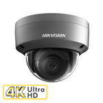 HIKVISION DS-2CD2185FWD-I/GREY 2.8MM 8MP fixed lens internal dome