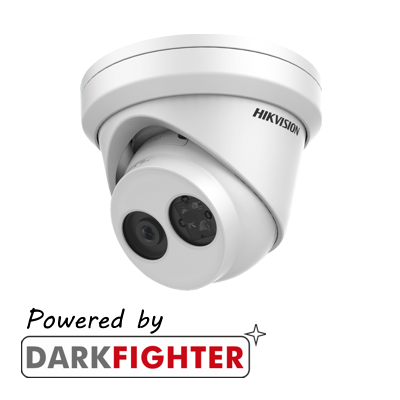HIKVISION DS-2CD2345FWD-I 4MM 4MP fixed lens Darkfighter