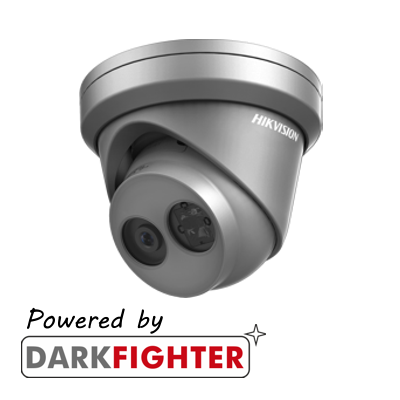 HIKVISION DS-2CD2345FWD-I 4MM grey 4MP fixed lens Darkfighter