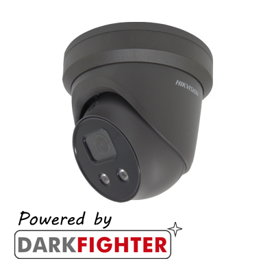 HIKVISION DS-2CD2346G2-IU grey 2.8MM AcuSense 4MP fixed lens Darkfighter