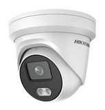 HIKVISION DS-2CD2347G1-LU/ 2.8MM 4MP turret camera with audio