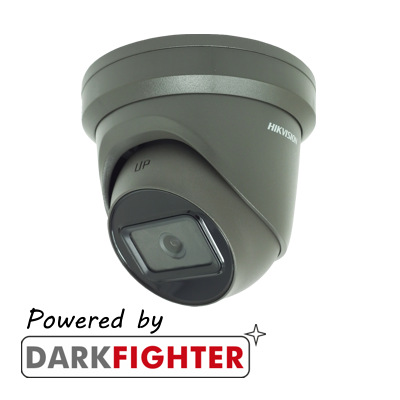 HIKVISION DS-2CD2385G1-I/GREY 2.8MM 8MP fixed lens Darkfighter