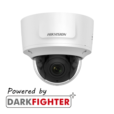 HIKVISION DS-2CD2745FWD-IZS 4MP motorized varifocal lens Darkfighter