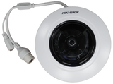 HIKVISION DS-2CC52H1T-FITSM 5MP fisheye 180° camera with IR & built in microphone