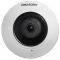HIKVISION DS-2CD2955FWD-IS 1.05MM 5MP fisheye 180° camera with IR & audio/alarm