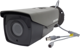 HIKVISION DS-2CE16D8T-IT3ZE/GREY Hikvision 2MP motorized varifocal ultra-low light EXIR PoC bullet camera
