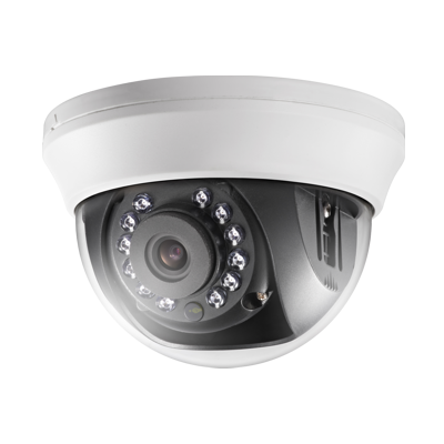 HIKVISION DS-2CE56D0T-IRMMF Hikvision 2MP fixed lens indoor IR dome camera
