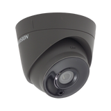 HIKVISION DS-2CE56D8T-IT3E/GREY Hikvision 2MP fixed lens ultra low light PoC turret camera