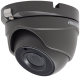 HIKVISION DS-2CE56D8T-ITME/GREY Hikvision 2MP fixed lens ultra low light PoC EXIR eyeball camera