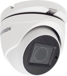 HIKVISION DS-2CE56H0T-IT3ZE 5MP motorized varifocal lens PoC turret camera
