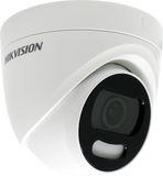 HIKVISION DS-2CE72HFT-F28 Hikvision 5MP fixed lens colour turret camera