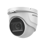 HIKVISION DS-2CE76H0T-ITMFS 5MP fixed lens turret camera with audio