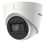 HIKVISION DS-2CE78H0T-IT3FS 5MP fixed lens EXIR turret camera with audio