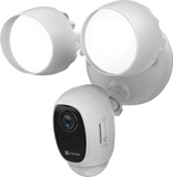 LC1C(WHITE) - EZVIZ 2MP Two-in-One Outdoor Camera