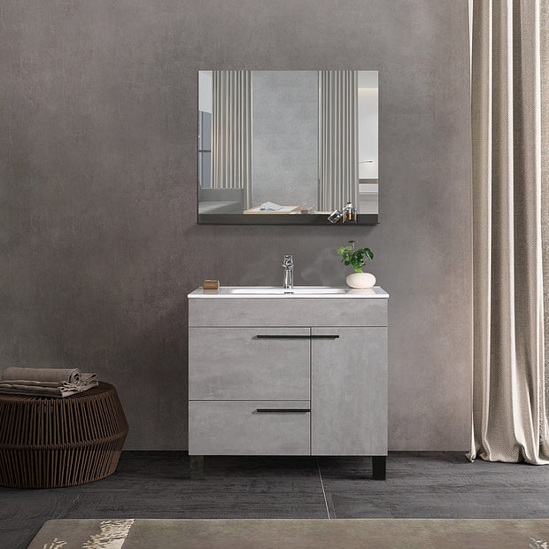 TONA Gill Freestanding Bathroom Vanity