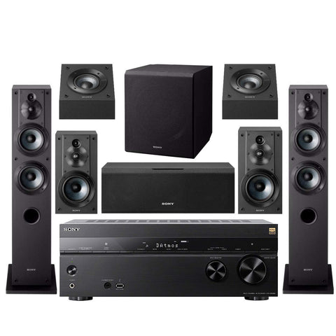 Sony STR-DN1080 7.2-Channel Home Theater