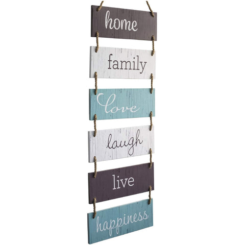 Excello Global Products Large Hanging Wall Sign