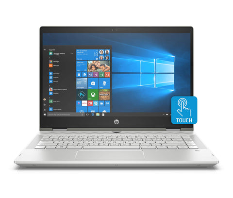 HP Pavilion X360 14-Inch Convertible Laptop, Intel Core I5-8265U Processor